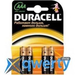 Duracell LR03 MN2400 1x4 шт. (81417086)