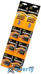 Duracell LR06 MN1500 1х2 шт. відривна (плакат 2х6) (81280285)
