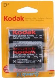 Kodak LongLife R20 1x2 шт. (30946385)