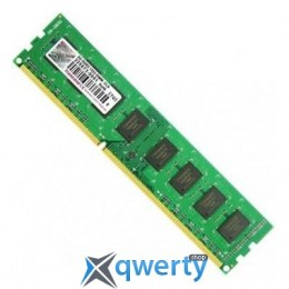 4GB DDR3-1333 Transcend (JM1333KLH-4G / JM1333KLN-4G)