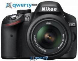 Nikon D3200 18-55 VR II mm Официальная гарантия!