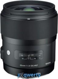 Sigma AF 35mm f/1.4 DG HSM Nikon