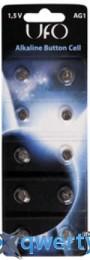 UFO AG1 час. (V364) 1X10 шт (AG1 C10)