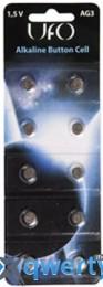 UFO AG3 час. (V392) 1X10 шт (AG3 C10)