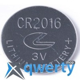 UFO CR2016 1X4 шт (CR2016 C4)
