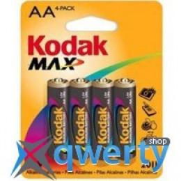 Kodak MAX LR06 1x4 шт. блистер (30952867)