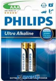 Philips Ultra Alkaline LR03-E2B (LR03E2B/10)