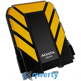 Внешний жесткий диск 2.5' 1TB A-DATA (AHD710-1TU3-CYL)