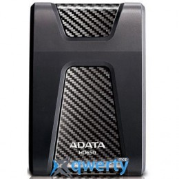 Внешний жесткий диск 2.5' 1TB ADATA (AHD650-1TU3-CBK)