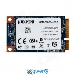 Kingston mSATA SMS200 480GB (SMS200S3/480G)