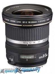 Canon EF-S 10-22mm f/3.5-4.5 USM Официальная гарантия!