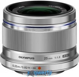 OLYMPUS ES-M2518 SILVER Официальная гарантия!