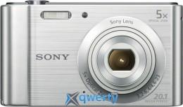 SONY CYBERSHOT DSC-W800 SILVER Официальная гарантия!