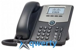 Cisco SB SPA512G 1 Line IP Phone With Display, PoE and Gigabit PC Port