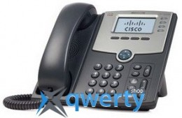 Cisco SB SPA514G, 4 Line IP Phone With Display, PoE and Gigabit PC Port