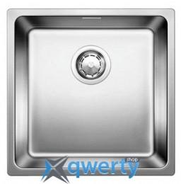 BLANCO Andano 450-IF нерж. сталь зеркальная полировка без клапана-автомата