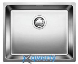 BLANCO Andano 450-U нерж. сталь зеркальная полировка без клапана-автомата