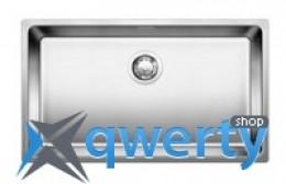 BLANCO Andano 700-U нерж. сталь зеркальная полировка без клапана-автомата