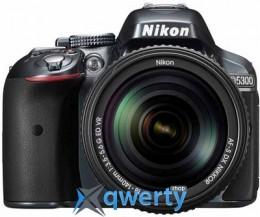 Nikon D5300 18-140mm VR Kit (VBA370KV02) Официальная гарантия!