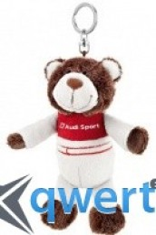 Брелок Audi Key Ring Motorsport Bear (3181300200)