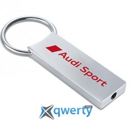 Брелок Audi Sport Keyring (3181300300)