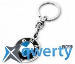 Брелок с эмблемой BMW Key Ring Pendant, BMW Logo (80230444663)