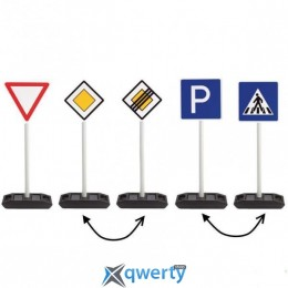 Дорожные знаки BMW Traffic Signs 1 (80930396137)