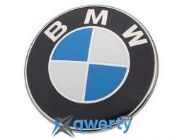 Эмблема BMW на X5 (E53) перед (51148132375)
