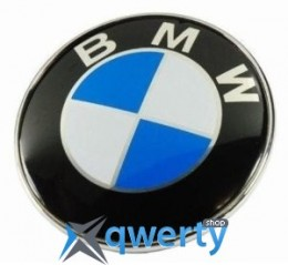 Эмблема BMW на X5 (E53) зад (51141970248)