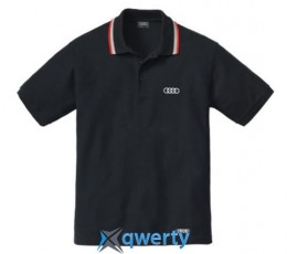 Мужская рубашка-поло Audi Men's Polo Shirt SS (размер XL) (4131001705)