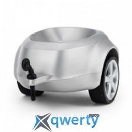 Прицеп к детскому автомобилю Audi Junior quattro Trailer Silver (3201200210)
