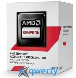 AMD sAM1 Sempron X4 3850 (SD3850JAHMBOX)