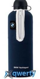 Бутылочка для воды BMW Yachting (c синим чехлом) (80 28 2 318 352)