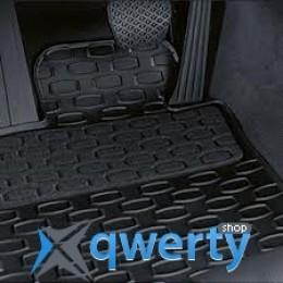 Коврики оригинальные для BMW 5 (E60, E61) передние резиновые черные (51470429216, 51472311092)