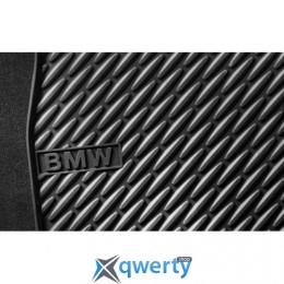 Коврики оригинальные для BMW 5 (F10, F11) передние резиновые (51 47 2 153 723)