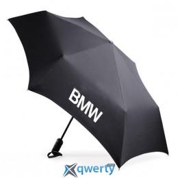 Складной зонт BMW Umbrella Black (80 2 30 439 653)