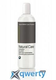 Автомобильная полироль BMW Natural Care Car Paint/Plastic High Gloss Wax (500 ml) (83122159812)