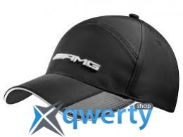 Бейсболка Mercedes-Benz AMG Mens Cap Black (B66957772)