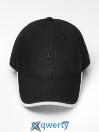 Бейсболка Mercedes-Benz Unisex Baseball Cap Black 2013 (B66952242)