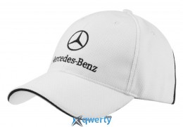 Бейсболка Mercedes-Benz Unisex Baseball Cap White (B66952245)