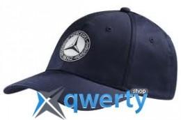 Бейсболка Mercedes-Benz Unisex Classic Cap Blue (B66955283)