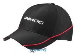 Бейсболка Mercedes Unimog Cap Black (B67870087)