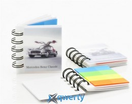 Блокнот Mercedes-Benz Sticky Note Book 300 SL (B66055557)