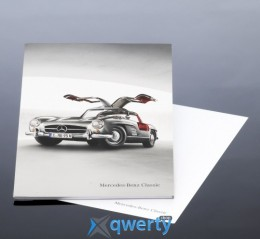 Блокнот Mercedes-Benz Writing Pad 300 SL (B66055628)