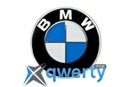 Эмблема BMW на самоклеющийся основе (64,5 мм) (36136767550)