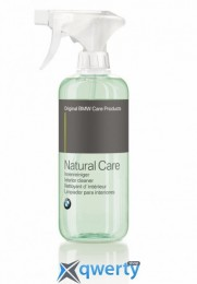 Очиститель салона BMW Natural Care Car Interior Fabric/Plastic Cleaner Spray(500 мл) (83122159816)