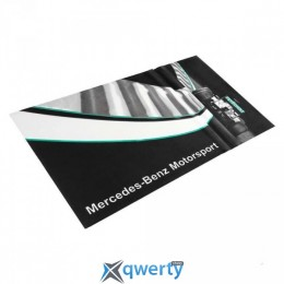 Полотенце Mercedes-Benz Towel Motorsport 2012 Black (B67995143)
