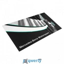 Полотенце Mercedes-Benz Towel Motorsport 2012 Black (B67995143) купить в Одессе