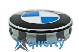 Центральная крышка для литых дисков BMW (70 мм) (36136783536)