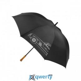 Зонт Mercedes-Benz Heritage Logo 2012 (B66041447)
